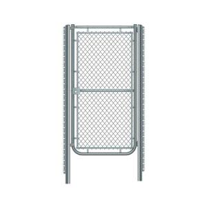 Puertas de malla metálica