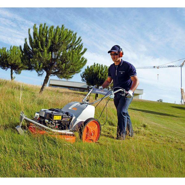 Desbrozadora de ruedas Dormak EP 53 H motor Honda