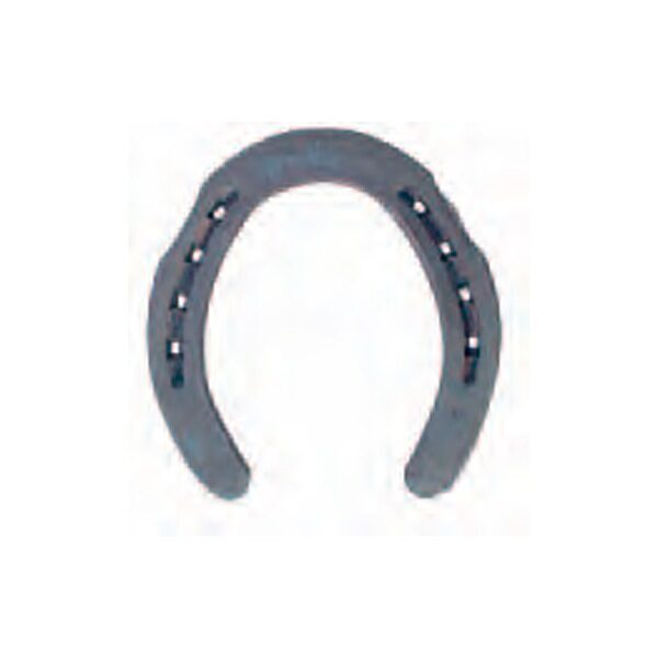 Rear horseshoe for horse with two Flores Cortés tabs