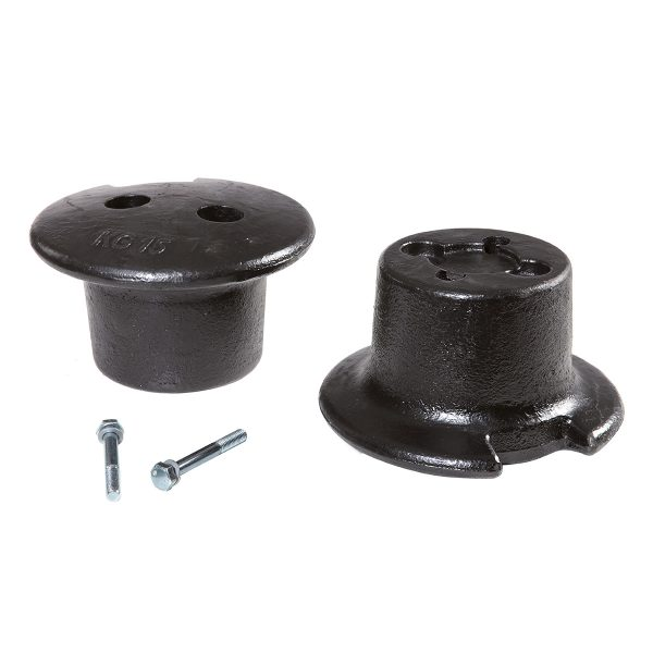"""15 kg counterweight set for 4.00-10 """"DR and 5.00-10"""" RD wheels"""