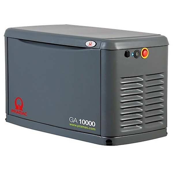 Grupo electrógeno a gas Pramac GA10000