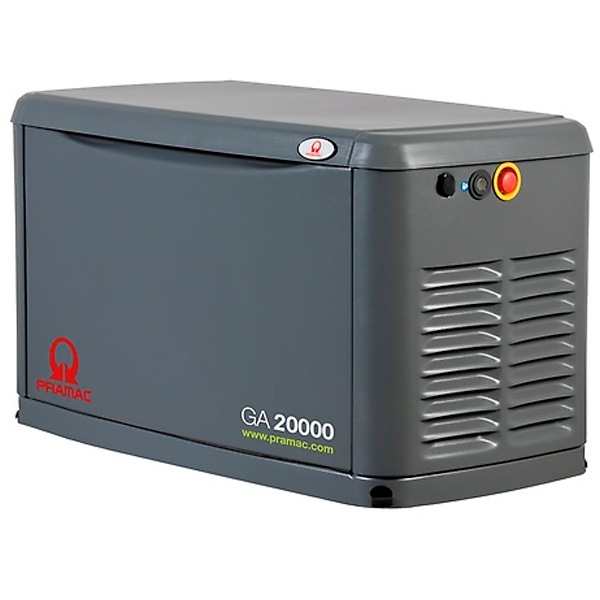 Grupo electrógeno a gas Pramac GA20000