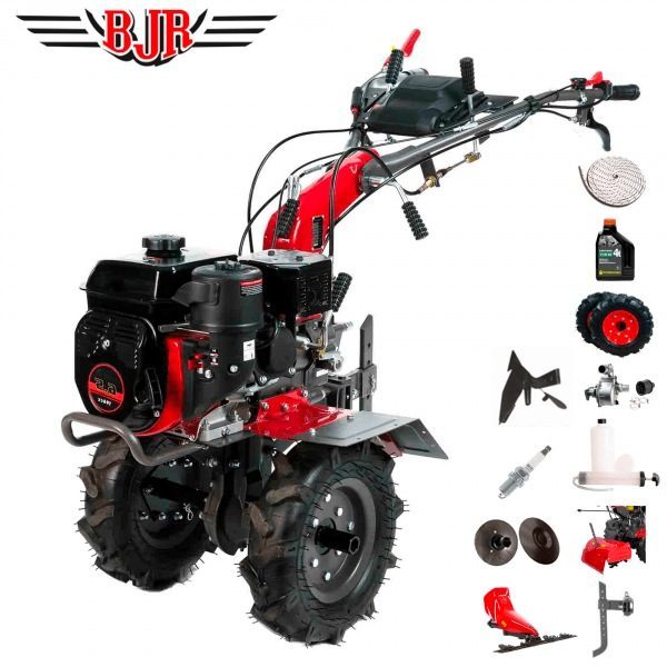 Motoazada BJR MZ1000N-6 - 7hp