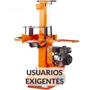 Astilladoras - Usuarios Exigentes
