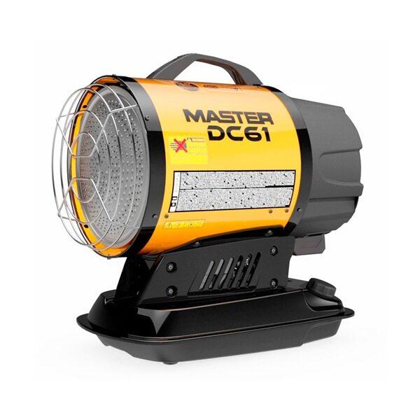 calentador a gasóleo master climate solutions DC 61