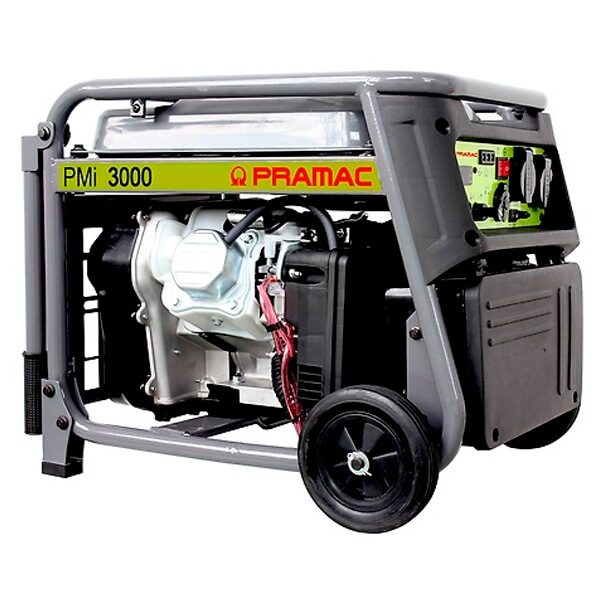 Generador inverter Pramac PMi 3000