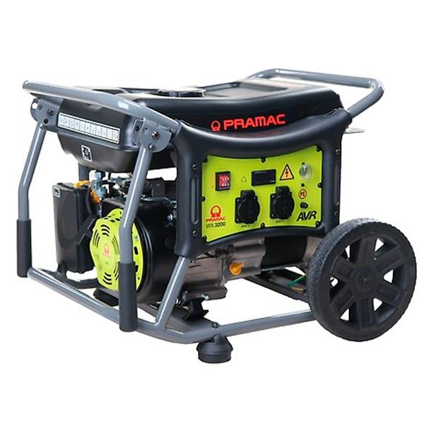 generador electrico pramac wx3200