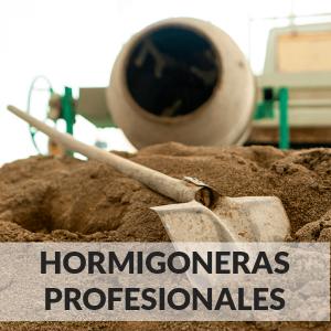 Hormigoneras Profesionales