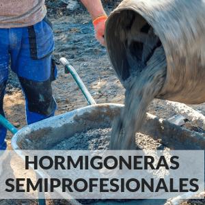 Hormigoneras Semiprofesionales