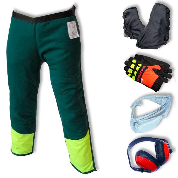 Kit de protección motosierras nº2