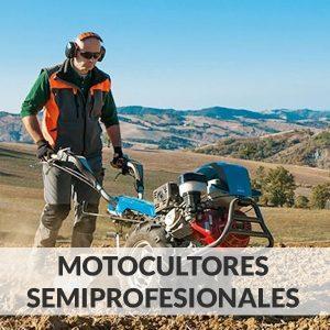 Motocultores semiprofesionales