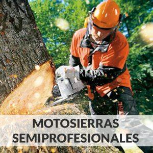 Semi-professional motor cultivators