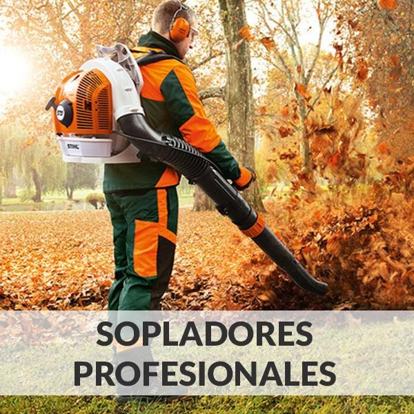 Sopladores de hojas profesionales