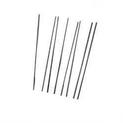 Replacement pack of 8 carbon rods 5 mm Benza-Zanon