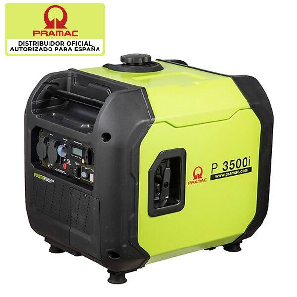 Inverter Stromgenerator Pramac P3500i Loncin 212 ccm Motor