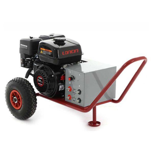 Generadores y Baterías para Vareadores