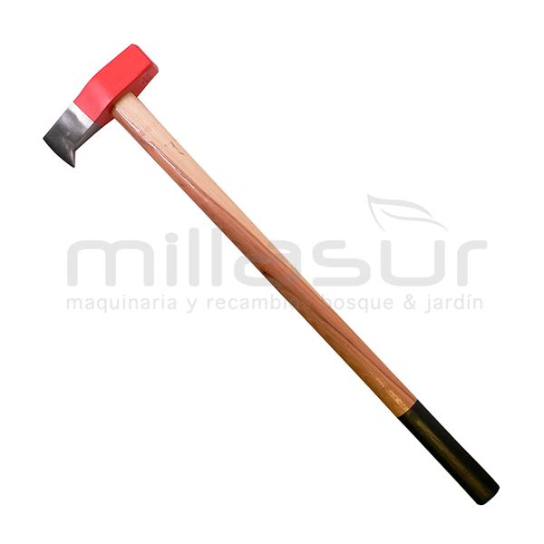 Hacha martillo de hendir 90 cm