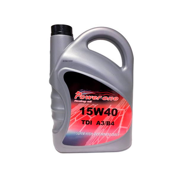 Aceite 15w40 5 litros Power One