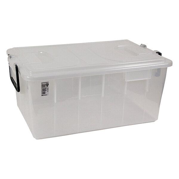 Stapelbare Becken und Kisten für Fleisch