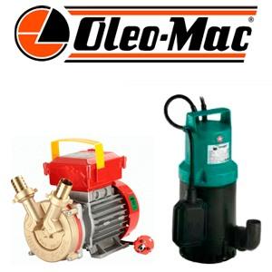 Oleo Mac water pumps
