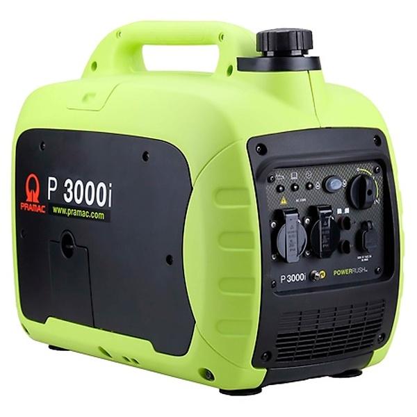 generador eléctrico inverter pramac p3000i