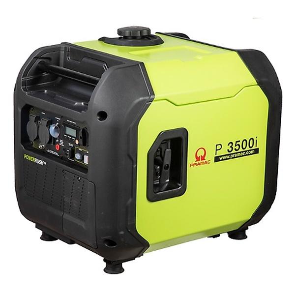 generador eléctrico inverter pramac p3500i