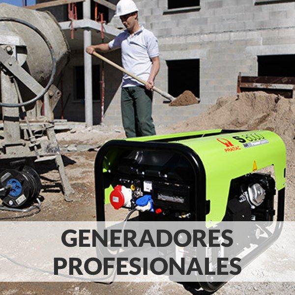 Generadores Eléctricos Profesionales
