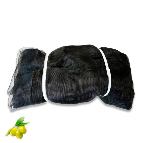 Mantel aus schwarzer Olive mit widerstandsfähigen Orework-Nähten