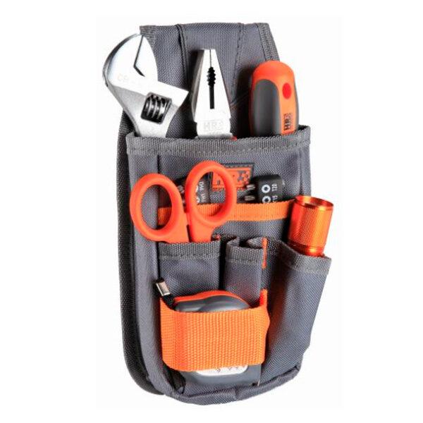Sac en nylon avec outils 15 pièces