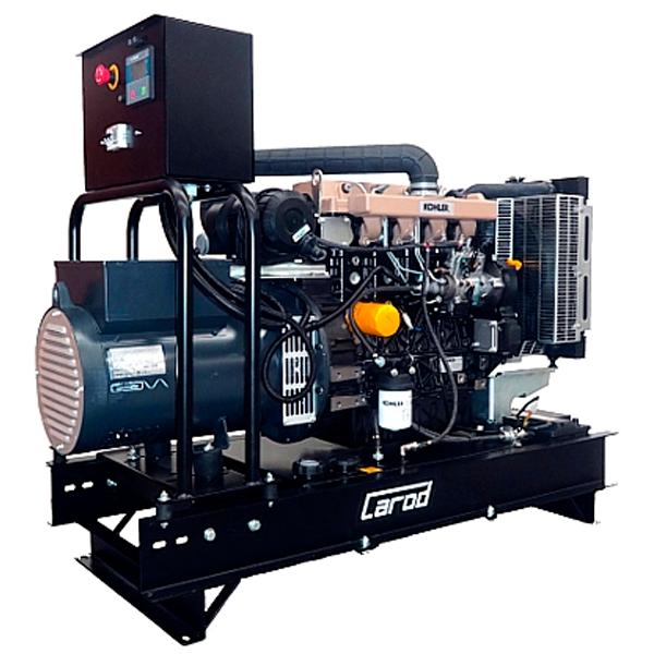 Single-phase Carod CTK-32L Electric Generator with KOHLER KDI-2504TM / 30 Diesel engine