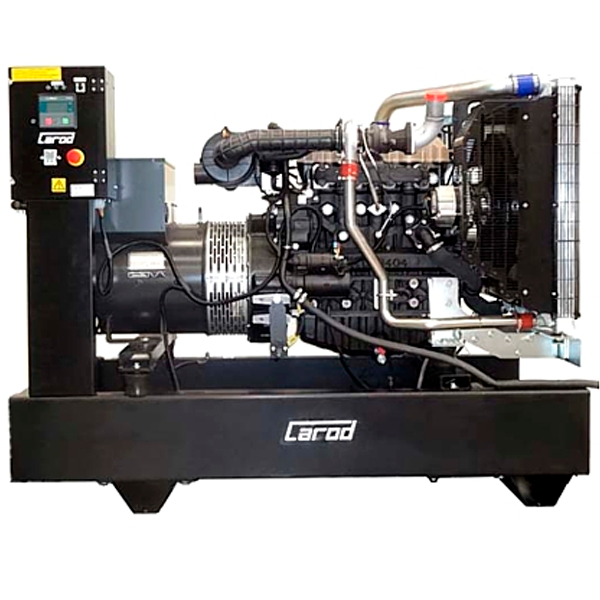Single Phase Carod CTK-60L Electric Generator with KOHLER KDI 3404TM Diesel Engine
