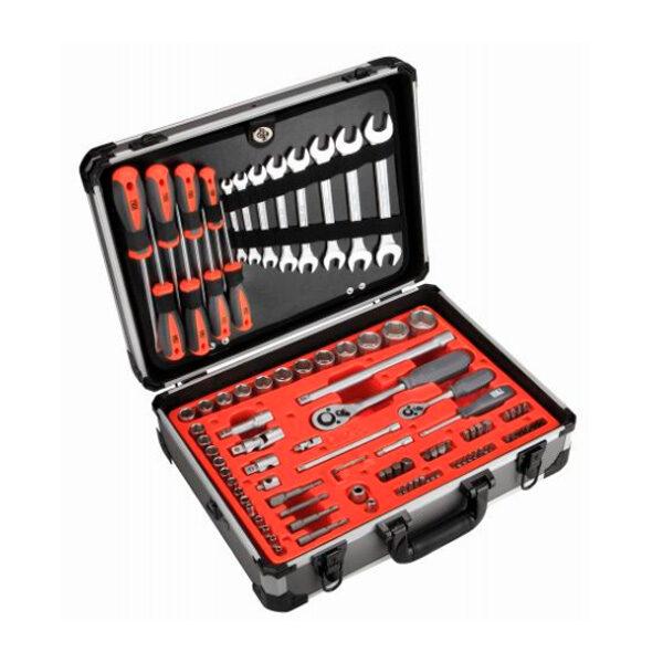 Boîtier en aluminium avec outils HR