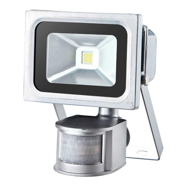 10W LED Scheinwerfer mit Bewegungssensor Ayerbe