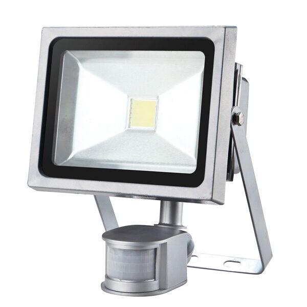 20W LED Scheinwerfer mit Bewegungssensor Ayerbe