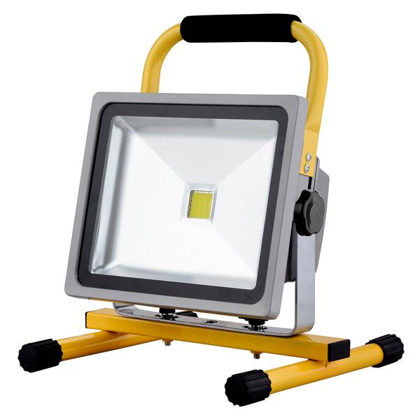 Foco LED con soporte 50W profesional Ayerbe AY-50W-SOP