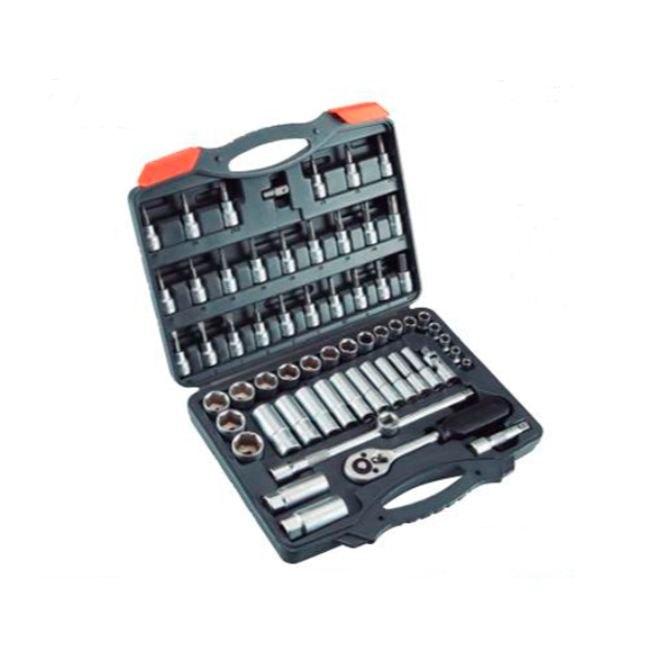 Socket set 61 pieces
