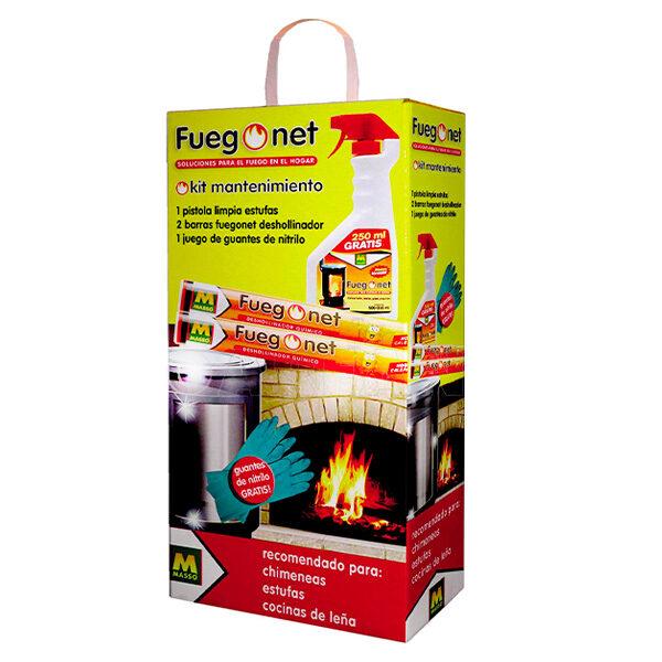 Kit Mantenimiento Fuego Net