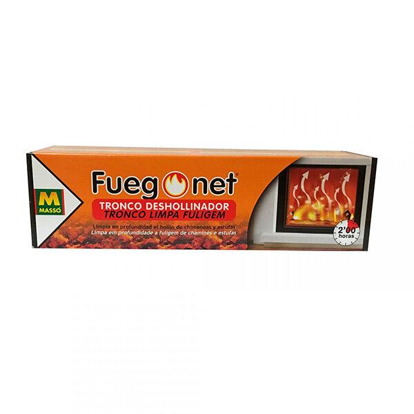 Fire Net Chimney Sweep Log