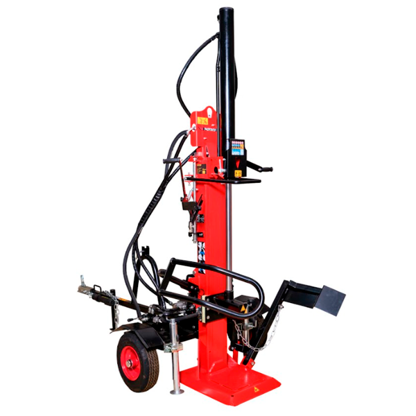 Roteco LS 16T towable chipper