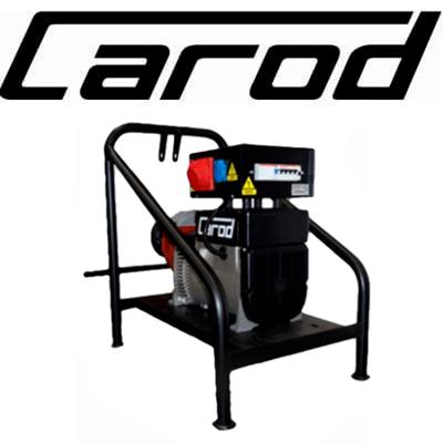 Generadores eléctricos toma fuerza tractor Carod