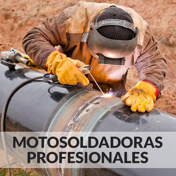 Motosoldadoras Profesionales