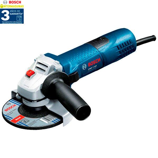 Amoladora angular Bosch GWS 7-115