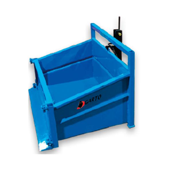 Caja de carga garto