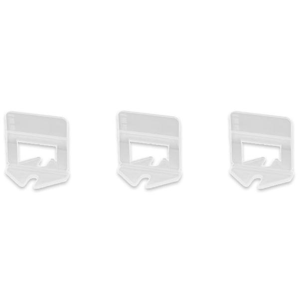 Calzos sistema de nivelación 1mm nusac