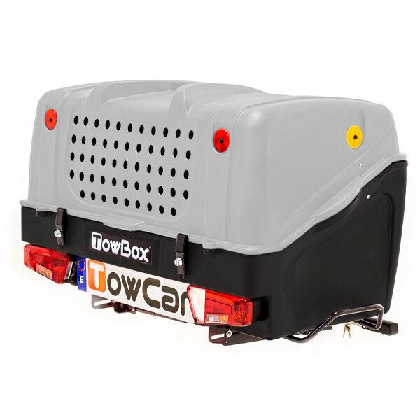 Porta perros Towbox V1 Dog gris