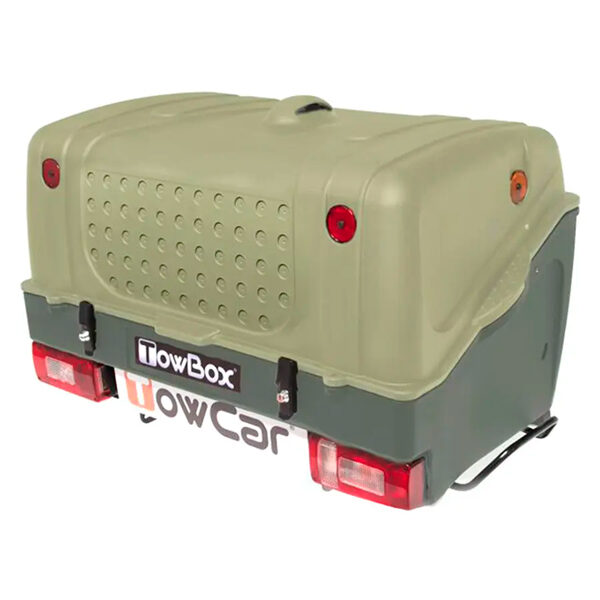 Porta perros Towbox V1 Dog verde