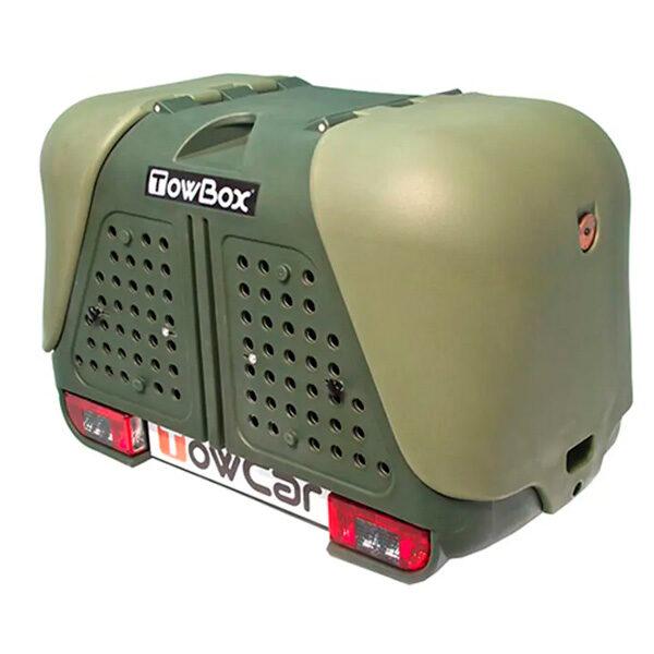 Porta perros Towbox V2 Dog Verde
