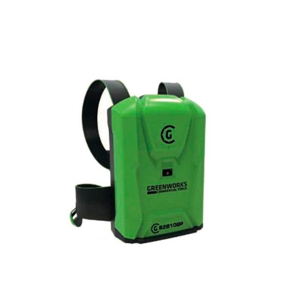 Back pack bateria 12.5Ah Greenworks GC82B10BP 82 V