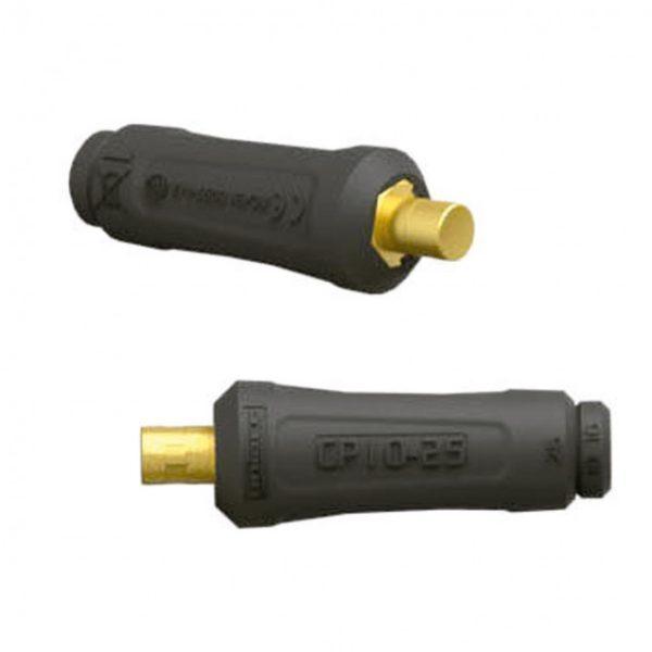 Accesorios Solter MMA Conector aereo macho 10/25 2ud