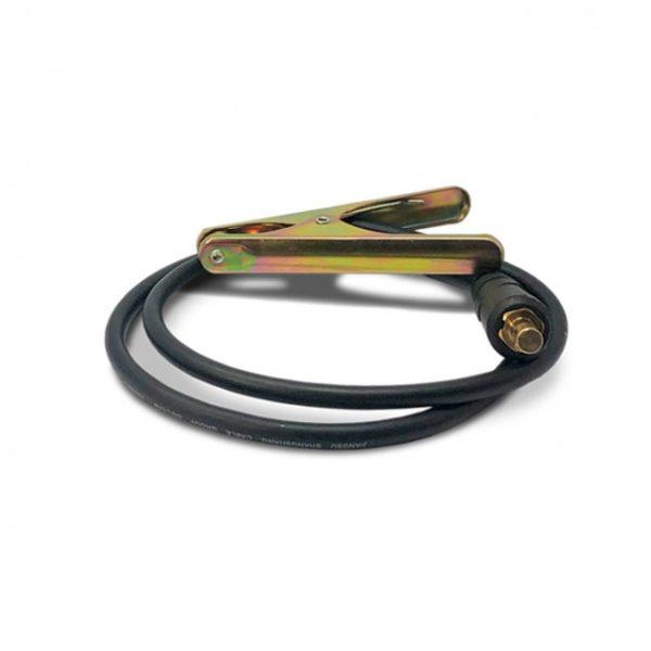 Accesorios Solter MMA Conjunto Pinza Masa 4m CU35MM conector dinse 35-50 600amp